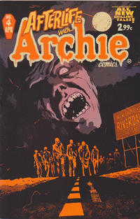 Cover Thumbnail for Afterlife with Archie (Archie, 2013 series) #4