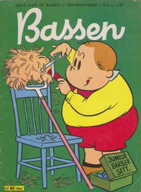 Cover Thumbnail for Bassen [Lille Lulu] (Serieforlaget / Se-Bladene / Stabenfeldt, 1959 series)