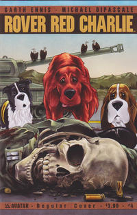 Cover Thumbnail for Rover Red Charlie (Avatar Press, 2013 series) #4