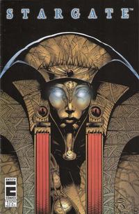 Cover Thumbnail for Stargate (Entity-Parody, 1996 series) #1 [Regular Cover]