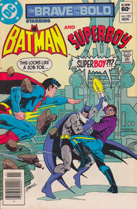 Cover Thumbnail for The Brave and the Bold (DC, 1955 series) #192 [Newsstand Edition]