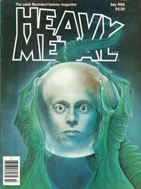 Cover Thumbnail for Heavy Metal Magazine (Heavy Metal, 1977 series) #v4#4 [Newsstand]
