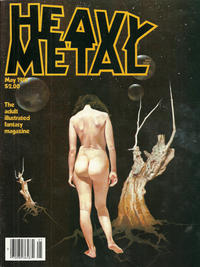 Cover for Heavy Metal Magazine (Heavy Metal, 1977 series) #v5#2 [Direct Sales]
