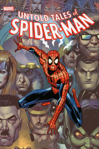 Cover Thumbnail for Untold Tales of Spider-Man Omnibus (Marvel, 2012 series)  [Rogues Cover]