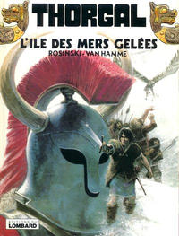 Cover Thumbnail for Thorgal (Le Lombard, 1980 series) #2 - L'ile des mers gelées