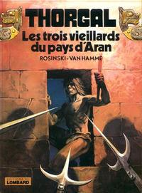Cover Thumbnail for Thorgal (Le Lombard, 1980 series) #3 - Les trois vieillards du pays d'Aran
