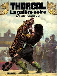 Cover Thumbnail for Thorgal (Le Lombard, 1980 series) #4 - La galère noire