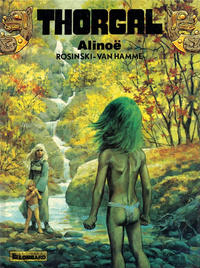 Cover Thumbnail for Thorgal (Le Lombard, 1980 series) #8 - Alinoë