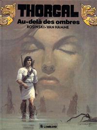 Cover for Thorgal (Le Lombard, 1980 series) #5 - Au-delà des ombres
