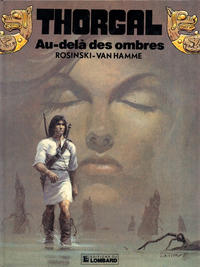 Cover Thumbnail for Thorgal (Le Lombard, 1980 series) #5 - Au-delà des ombres