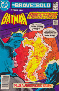 Cover Thumbnail for The Brave and the Bold (DC, 1955 series) #172 [Newsstand]