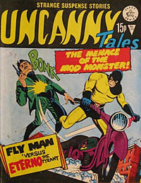Cover Thumbnail for Uncanny Tales (Alan Class, 1963 series) #126