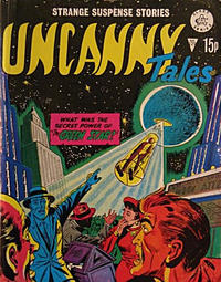 Cover Thumbnail for Uncanny Tales (Alan Class, 1963 series) #129