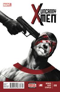Cover Thumbnail for Uncanny X-Men (Marvel, 2013 series) #18
