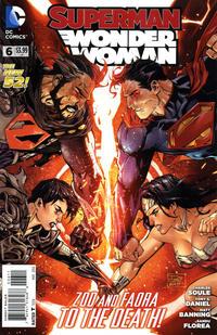 Cover Thumbnail for Superman / Wonder Woman (DC, 2013 series) #6
