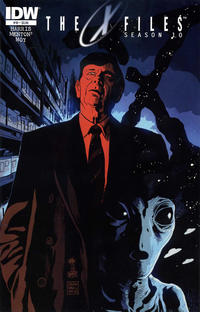 Cover Thumbnail for The X-Files: Season 10 (IDW, 2013 series) #10