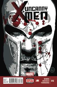 Cover Thumbnail for Uncanny X-Men (Marvel, 2013 series) #16