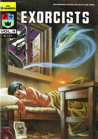 Cover Thumbnail for The Crusaders (Chick Publications, 1974 series) #4 [no price]