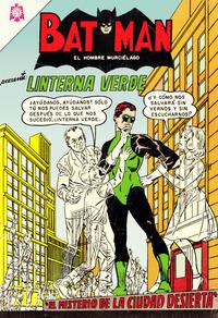 Cover Thumbnail for Batman (Editorial Novaro, 1954 series) #262