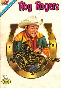 Cover Thumbnail for Roy Rogers (Editorial Novaro, 1952 series) #484