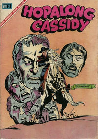 Cover Thumbnail for Hopalong Cassidy (Editorial Novaro, 1952 series) #149
