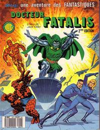 Cover Thumbnail for Une Aventure des Fantastiques (Editions Lug, 1973 series) #42