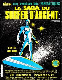 Cover Thumbnail for Une Aventure des Fantastiques (Editions Lug, 1973 series) #40