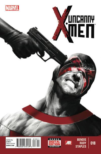 Cover for Uncanny X-Men (Marvel, 2013 series) #18