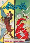 Cover for Marvila, la Mujer Maravilla (Editorial Novaro, 1955 series) #123