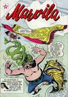 Cover for Marvila, la Mujer Maravilla (Editorial Novaro, 1955 series) #90