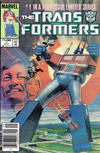 Cover for The Transformers (Marvel, 1984 series) #1 [Canadian]