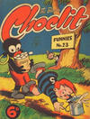 Cover for The Bosun and Choclit Funnies (Elmsdale, 1946 series) #23