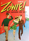 Cover for Zowie! (Youthful, 1952 series) #March 1953