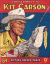 Cover for Cowboy Comics (Amalgamated Press, 1950 series) #160