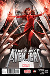 Cover for Uncanny Avengers (Marvel, 2012 series) #14 [Second Printing]