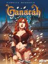 Cover for Ganarah (Splitter Verlag, 2007 series) #3 - Stimmen der Vergangenheit