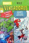Cover for Los Vengadores (Editora de Periódicos La Prensa S.C.L., 1965 series) #11