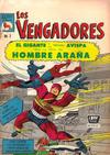 Cover for Los Vengadores (Editora de Periódicos La Prensa S.C.L., 1965 series) #2