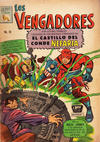 Cover for Los Vengadores (Editora de Periódicos La Prensa S.C.L., 1965 series) #18