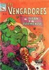 Cover for Los Vengadores (Editora de Periódicos La Prensa S.C.L., 1965 series) #65