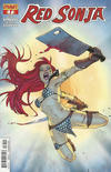 Cover for Red Sonja (Dynamite Entertainment, 2013 series) #7 [Amy Reeder Variant Cover]