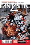 Cover Thumbnail for Fantastic Four (2014 series) #2 [Leonard Kirk Cover]