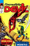 Cover for L'Incredibile Devil (Editoriale Corno, 1970 series) #75