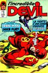Cover for L'Incredibile Devil (Editoriale Corno, 1970 series) #80
