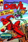 Cover for L'Incredibile Devil (Editoriale Corno, 1970 series) #79