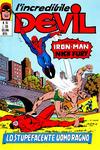 Cover for L'Incredibile Devil (Editoriale Corno, 1970 series) #76