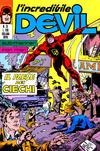 Cover for L'Incredibile Devil (Editoriale Corno, 1970 series) #73