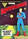 Cover for Marvelman (L. Miller & Son, 1954 series) #114