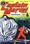 Cover for Captain Marvel [Captain Marvel Adventures] (L. Miller & Son, 1953 series) #v1#24