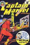 Cover for Captain Marvel [Captain Marvel Adventures] (L. Miller & Son, 1953 series) #v1#9